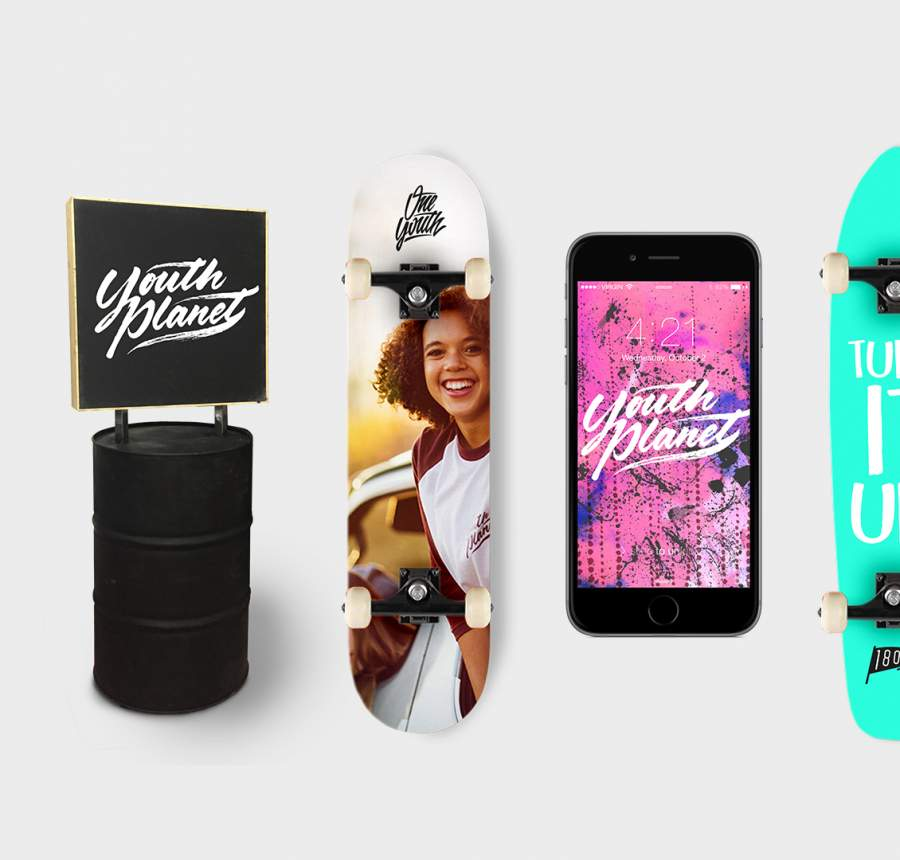 One Youth Styleguide
